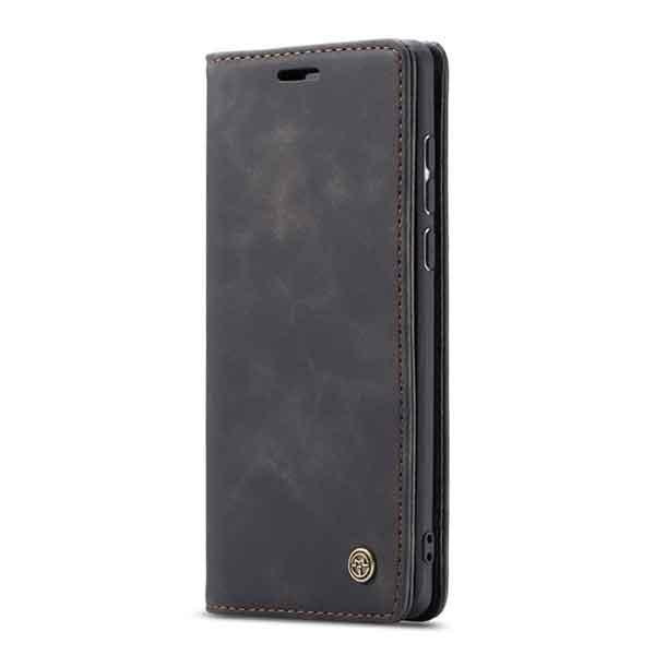 Símaveski fyrir Galaxy A71 farsíma-svart
