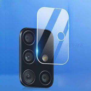 Linsuvörn fyrir bakmyndavél Samsung Galaxy A51