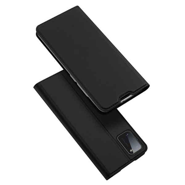 Símaveski fyrir Galaxy A41 farsíma-svart
